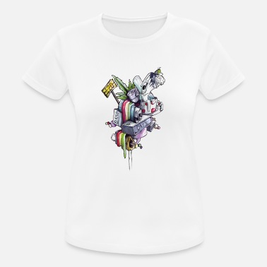 420 420. - Women's Breathable T-Shirt