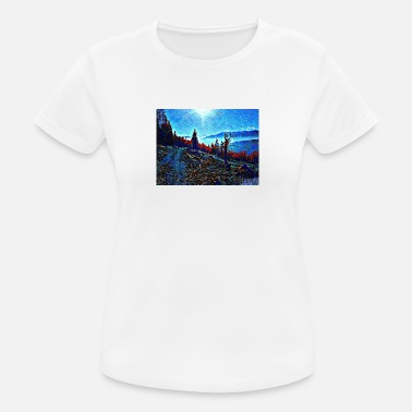 Campagne campagne - T-shirt respirant Femme