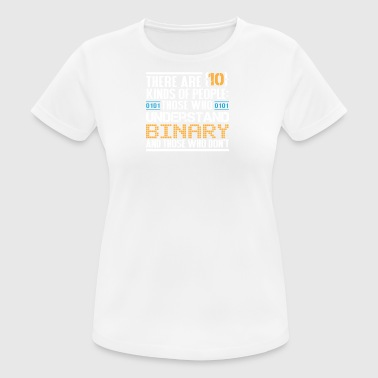 Master System Binary System NERD - Women's Breathable T-Shirt