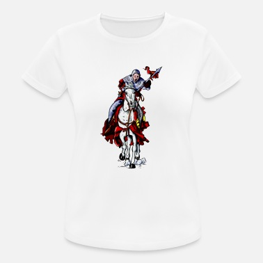 Knighthood lance knight - Women's Breathable T-Shirt