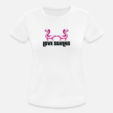 Term Of Endearment Love Stinks! - Women's Breathable T-Shirt