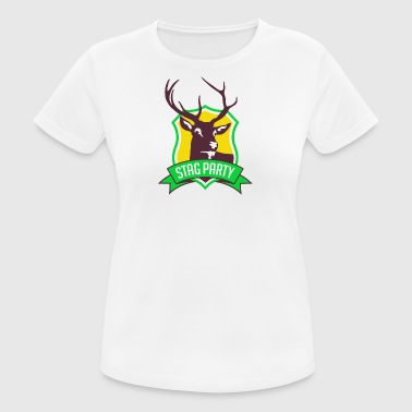 Bachelor / Stag Party - Women's Breathable T-Shirt