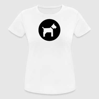 Dog dog school - Women's Breathable T-Shirt