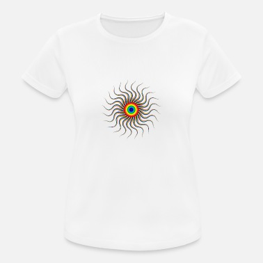 Illusion D Optique illusion d'optique - T-shirt respirant Femme