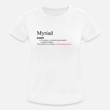 Musicals Myriad - Heathers The Musical - Women's Breathable T-Shirt