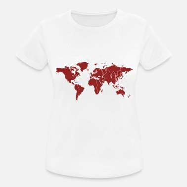 World Series Series 05 | Choose your world - Women's Sport T-Shirt