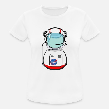Astronaut astronaut - Women's Breathable T-Shirt