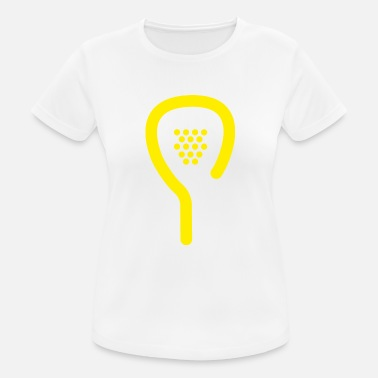 Padel Padel Liège - Women's Breathable T-Shirt