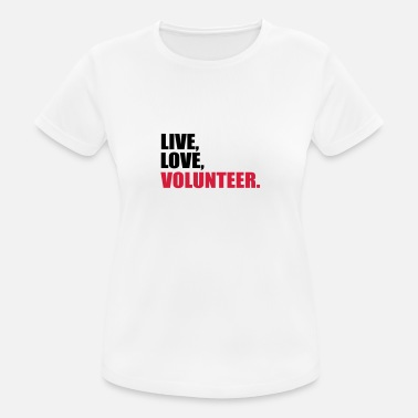 Volunteer volunteer - Women's Breathable T-Shirt