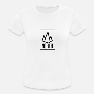 North Yorkshire North - Frauen Sport T-Shirt