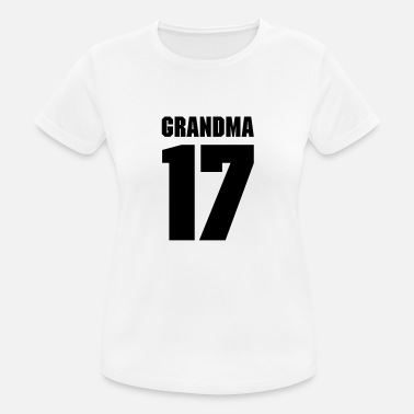 Horny Grandma To Be Grandma 17 Polo Shirts - Women's Breathable T-Shirt
