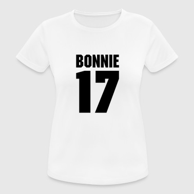 Bonnie 17 Sports wear - Women's Breathable T-Shirt