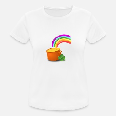 Pot Of Gold Pot of gold - Women's Sport T-Shirt