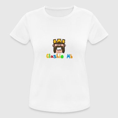 Clash Of Clans clashio mb - Dame T-shirt svedtransporterende