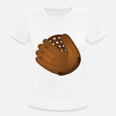 Baseball Glove Baseball gloves - Women's Sport T-Shirt