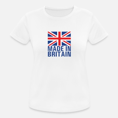 Gb made in GB - Women's Sport T-Shirt