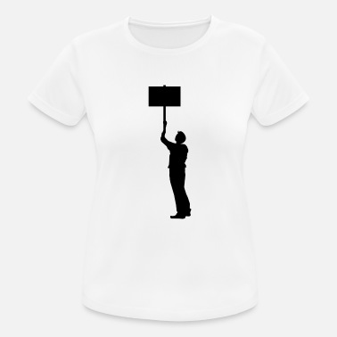 Protester protester - Women's Sport T-Shirt
