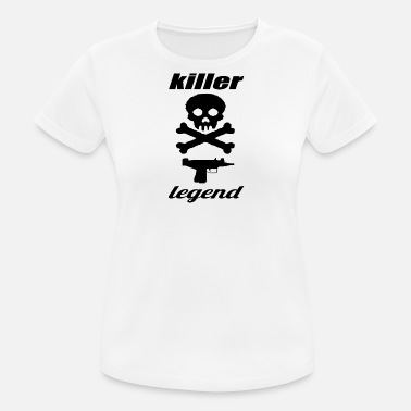 Killer Swag killer legend - Women's Breathable T-Shirt