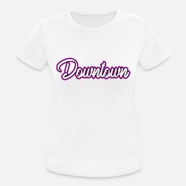 Neon Uv Neon pink - Women's Breathable T-Shirt