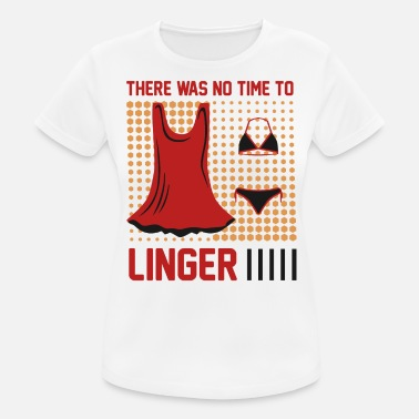 Combine Swimming - No Time To Linger - Women's Sport T-Shirt