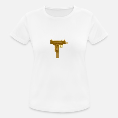 Uzi uzi - Women's Breathable T-Shirt