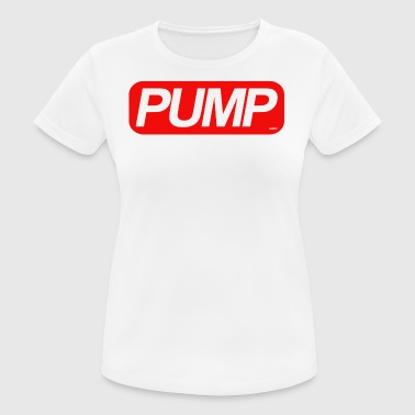 Pumps pump - Women's Breathable T-Shirt