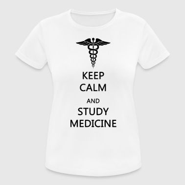 Medical student - Women's Breathable T-Shirt
