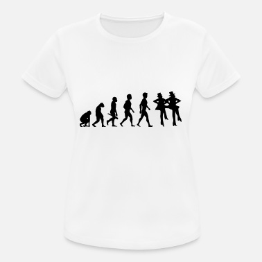 Tango Dance dance music waltz tango disco dance11 - Women's Breathable T-Shirt