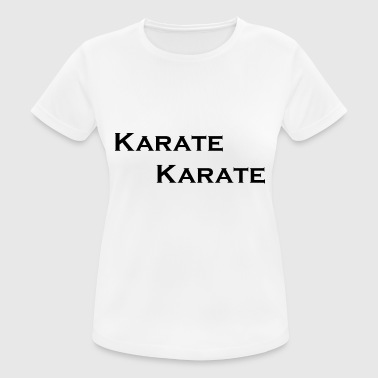 karate karate - Women's Breathable T-Shirt
