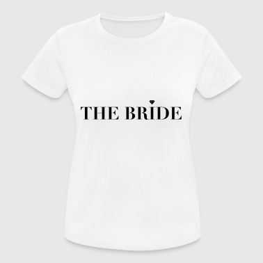 The Bride | Animal Fashion - Women's Breathable T-Shirt