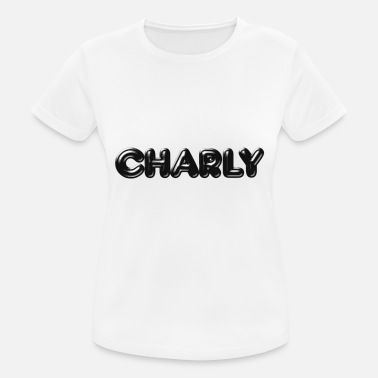 Charlie Puth Charly Charlotte Karl Surname First name - Women's Breathable T-Shirt