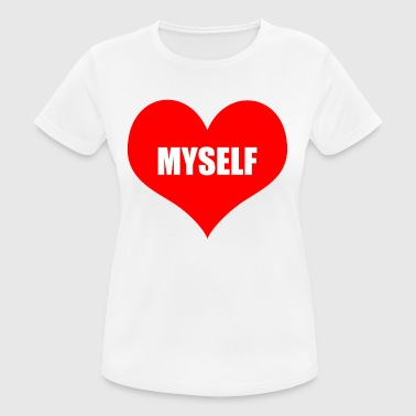 myself - Women's Breathable T-Shirt