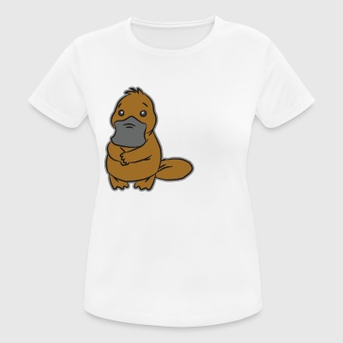 Ornithorynque ornithorynque - T-shirt respirant Femme