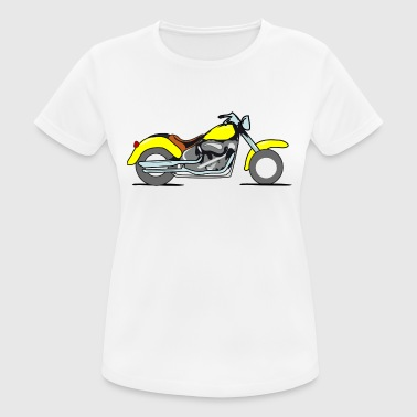 motorbike - Women's Breathable T-Shirt