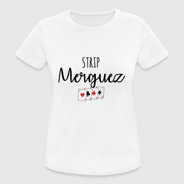 Strip merguez - Women's Breathable T-Shirt