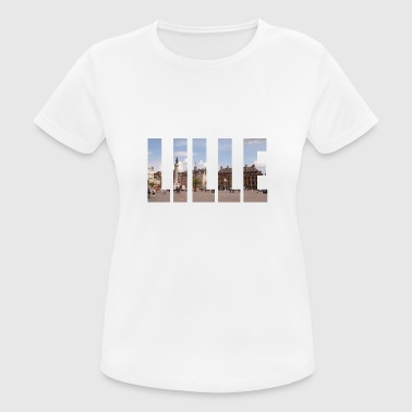 LILLE FRANCE - Women's Breathable T-Shirt