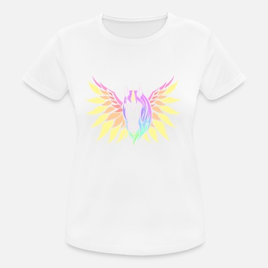 Crosses pastel horse - Women's Breathable T-Shirt