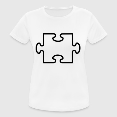 puzzle - Women's Breathable T-Shirt