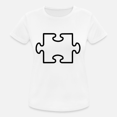 Puzzle puzzle - Women's Breathable T-Shirt