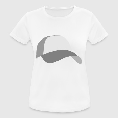 Baseball Hjelm baseball sport hjelm pitcher softball catcher52 - Dame T-shirt svedtransporterende