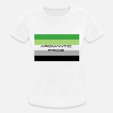Aromatic Aromatic Pride - Women's Breathable T-Shirt