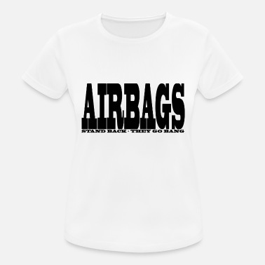 Airbag AIRBAGS - Women's Breathable T-Shirt