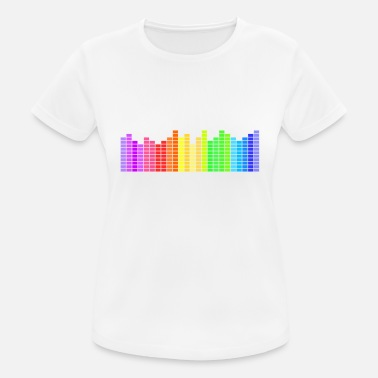 Hd Equalizer HD - Andningsaktiv T-shirt dam