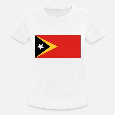 East Timor East Timor - Women's Breathable T-Shirt