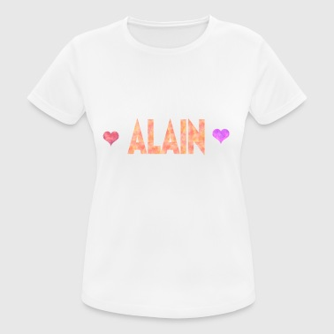 Alain Alain - Women's Breathable T-Shirt