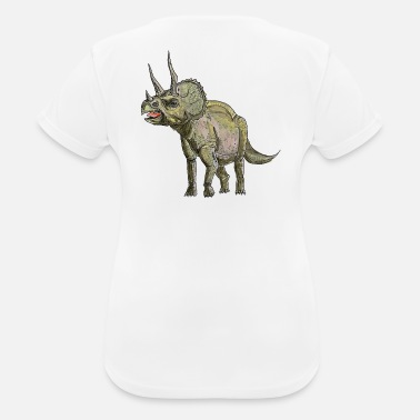 Triceratops Triceratops - Frauen Sport T-Shirt