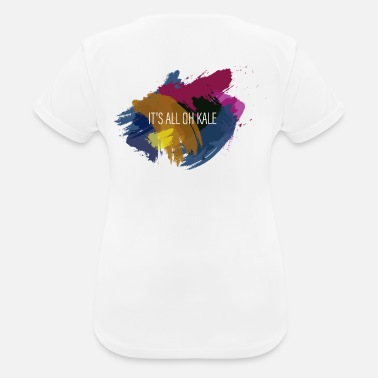 Its all oh cold - Women's Sport T-Shirt