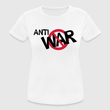 Anti War - Gegen Krieg - Shirt - Women's Breathable T-Shirt