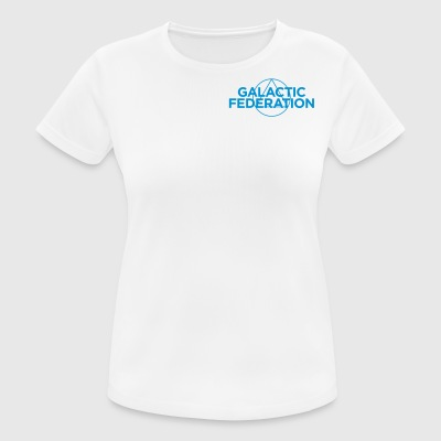 Galactic Federation - Women's Breathable T-Shirt