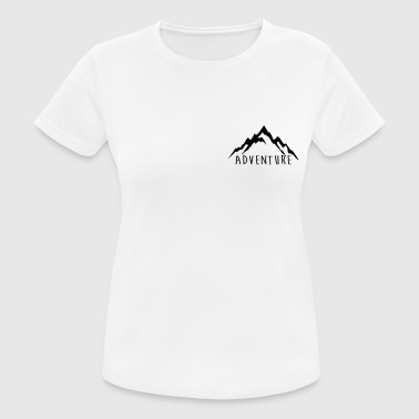 Adventure - Adventure - Women's Breathable T-Shirt